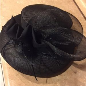 Year 'round Black Church Hat
